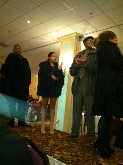 Fashion Show Participants