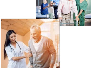 ADVANTAGES OF PATIENT'S RECOVERY AT HOME