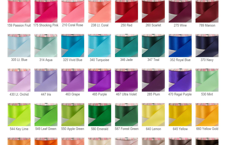 Satin Colors