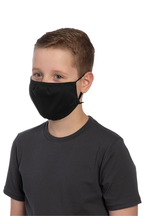 Youth Face Covering Personalized or Plain