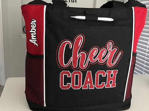 Customized Tote Bag - Coach, Mom, You Choose