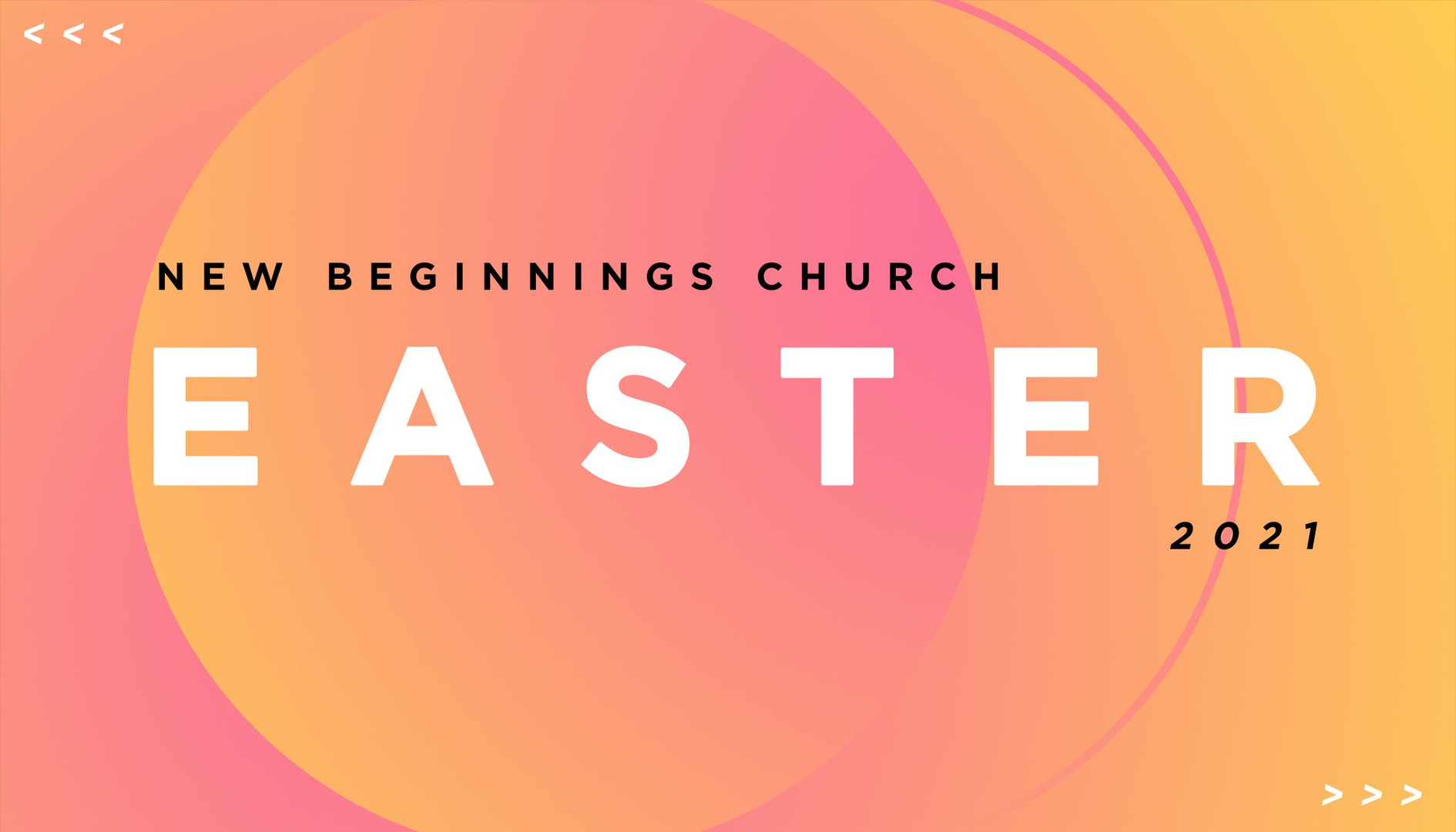 JOIN US ON EASTER WKND!