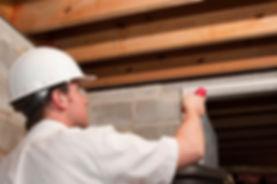 Home Inspection Radon detection