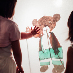Goldilocks & the 3 Bears Puppetry