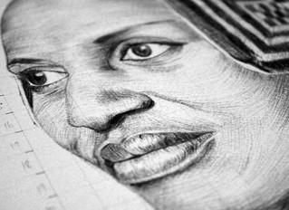 Drawing Miriam Makeba