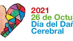 Cartel del Día del Daño Cerebral 2021