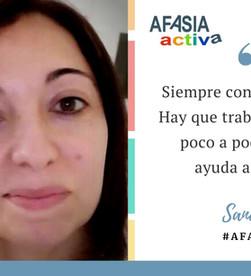 Testimonio de Sandra Fernández