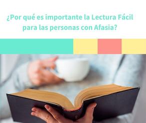 Conoce la importancia de la Lectura Fácil
