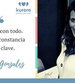 Testimonio de Sonia González, persona con afasia.