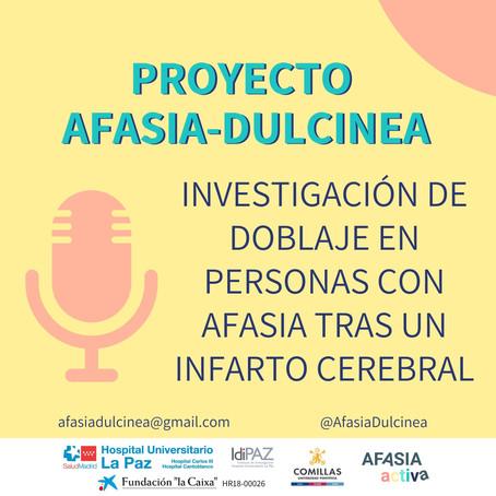 EL DOBLAJE EN EL PROYECTO AFASIA-DULCINEA