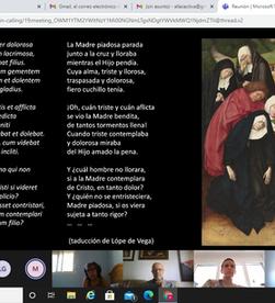 """Visita virtual al Museo Thyssen, """"Música y poesía"""""""