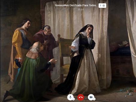 """Hemos asistido al taller del Museo del Prado, """"El Prado en tus manos"""""""