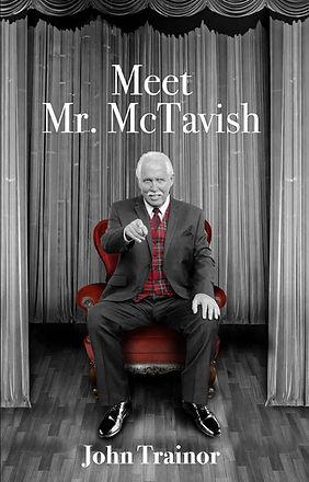 meet mr mctavish book by john trainor