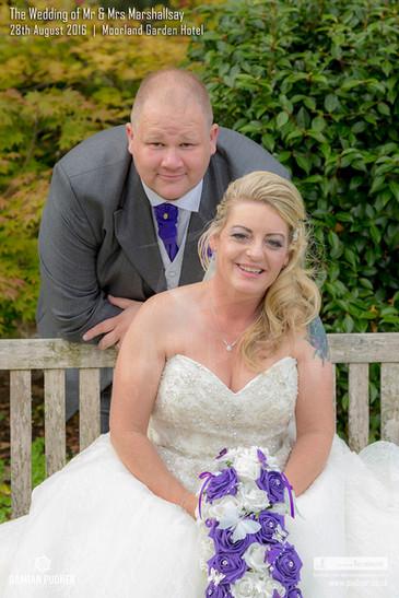 Marshallsay Wedding