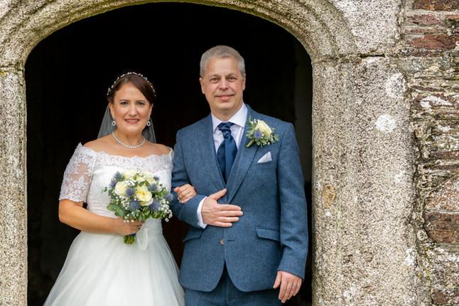 Widdecombe Wedding