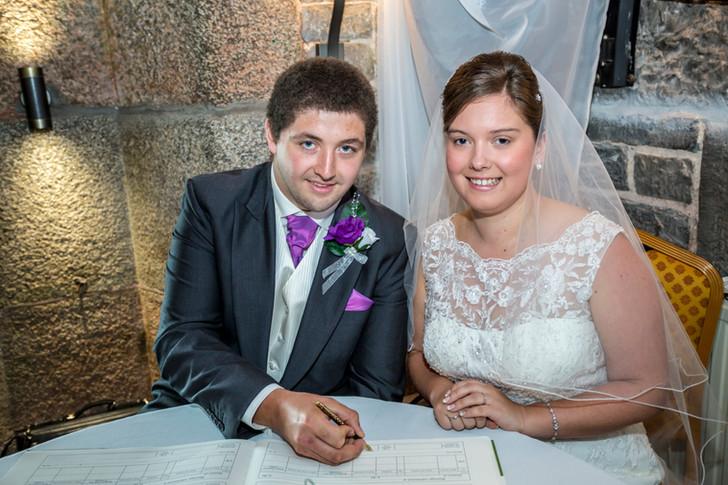 Sexton Wedding