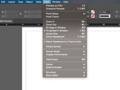 InDesign Basics - Tips & Tricks