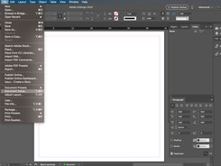 InDesign Basics - Setting up your document