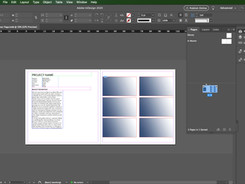 InDesign Basics - Master pages
