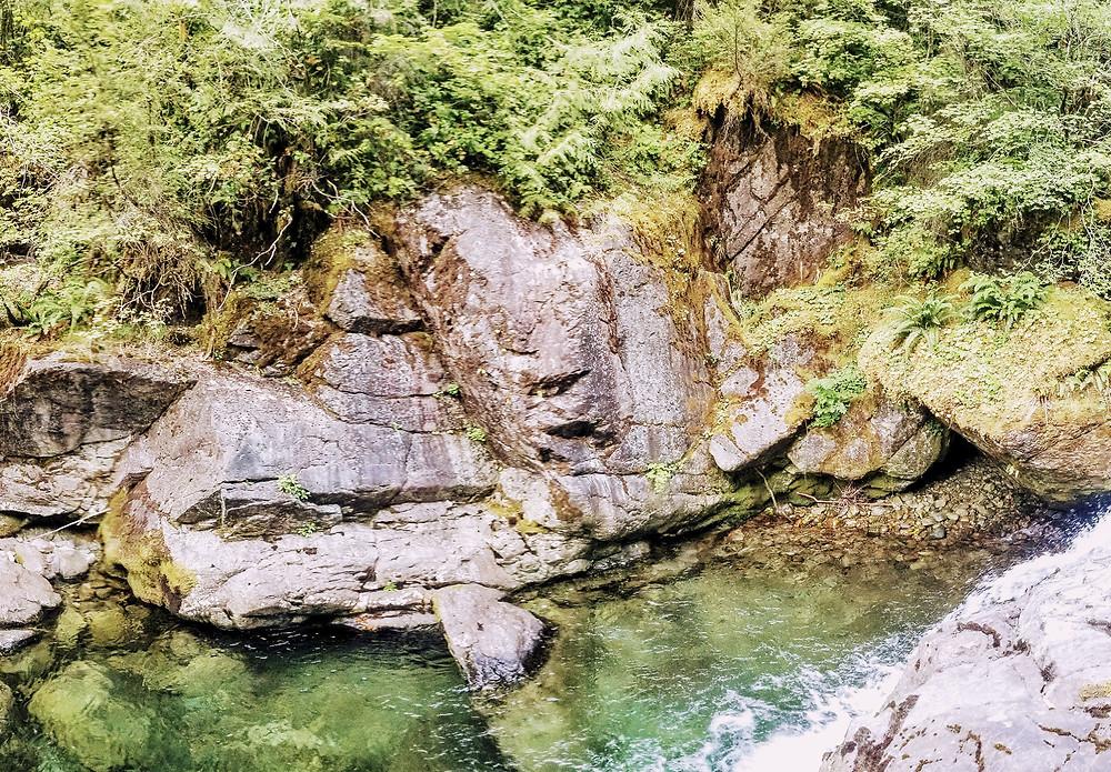 French Creek, Gates, Oregon