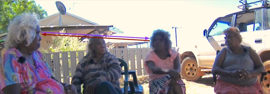 Relatively orthodox turn-taking within Australian Aboriginal conversations