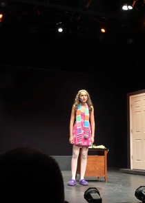 Kate in Crocs! The Musical
