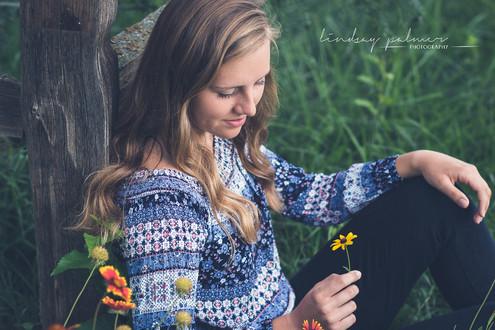 Miller Central SD South Dakota Senior Photos Lindsay Palmer Photography
