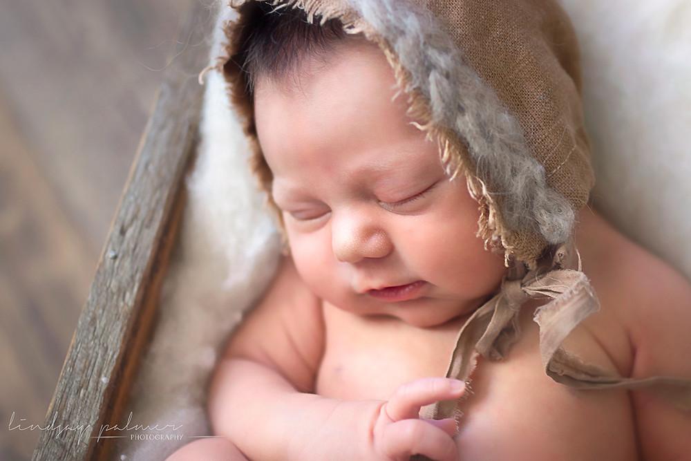 newborn baby boy photography