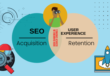 Want to get high ranking in search engines? Combine User Experience and SEO