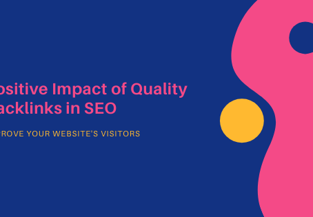 Positive Impact of Quality Back-links in SEO