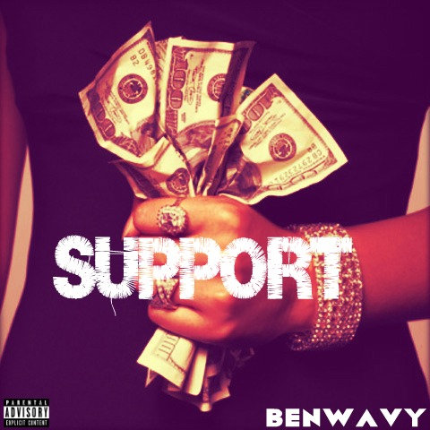 iBenWavy - Support (Single)