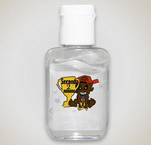 Second 2 Nobody Gel Hand Sanitizer