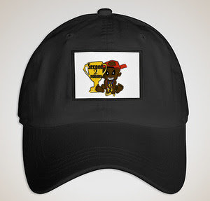 Second 2 Nobody Printed Patch Hat