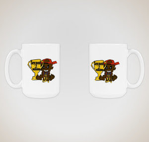 Second 2 Nobody Coffee Mug