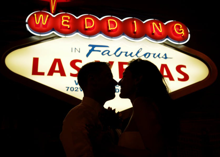All images courtesy of Vegas Weddings