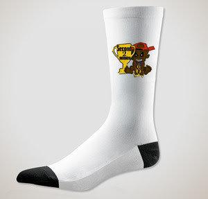 Second 2 Nobody Socks