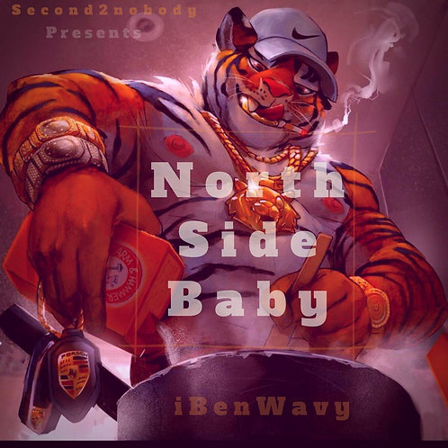iBenWavy - Northside Baby (Single)