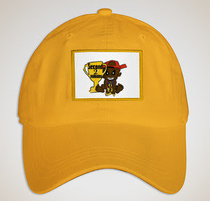 "Limited Edition ""CHAMPIONSHIP"" Second 2 Nobody Printed Patch Hat"
