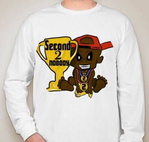 Second 2 Nobody Long Sleeve Shirt