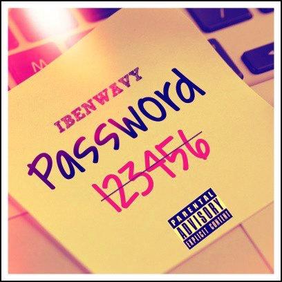 iBenWavy - Password (Single)
