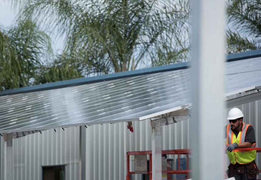 Lean Solar Install