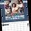 Thumbnail: Custom Wall Calendar - Year 2020