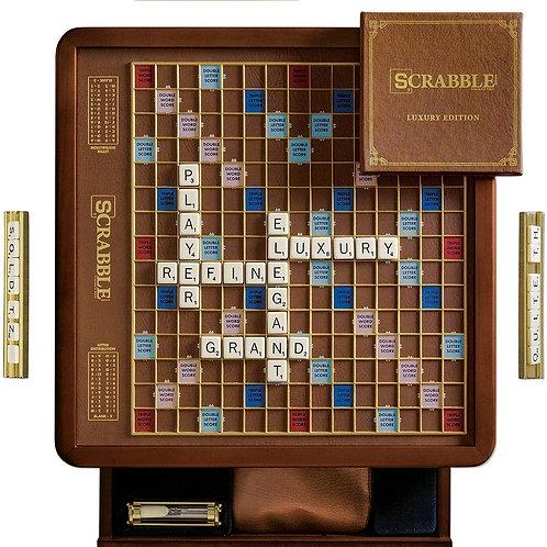 Luxury #Scrabble Board Game