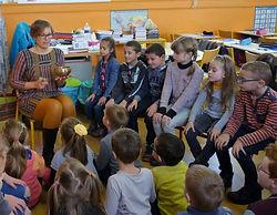 pleine conscience école primaire maternelle