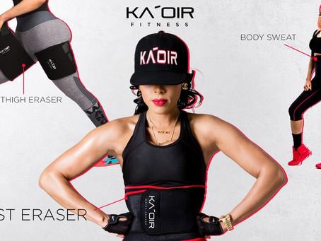 """KA'OIR Fitness by celebrity Keyshia """"Ka'oir"""" Dior"""