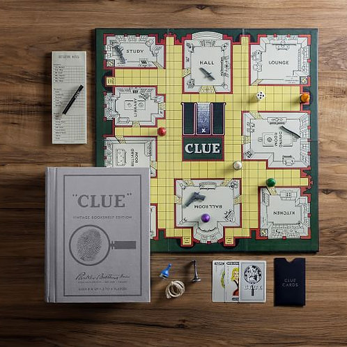Luxury Bookshelf Edition Board Game