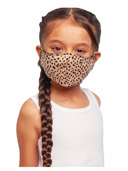 Leopard Kids Mask
