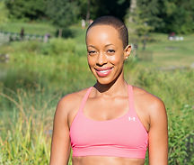 Andia Winslow is a versatile professional athlete, voiceover actor, master certified fitness professional, model and on-air TV personality.