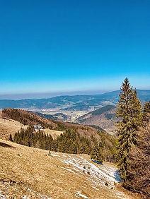 Hinterwaldkopf schwarzwald