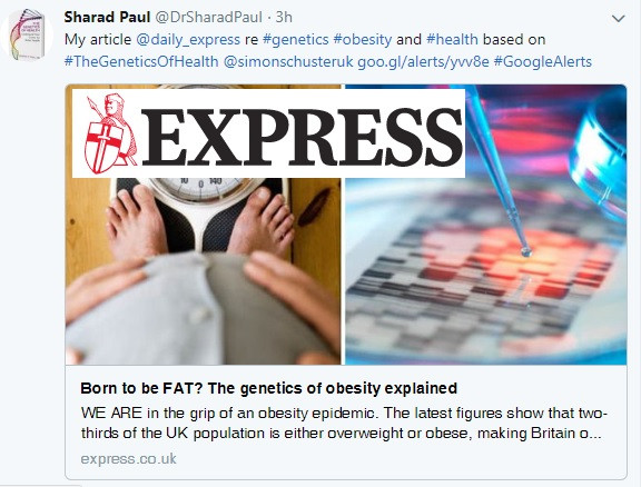 Born to be FAT? The genetics of obesity explained